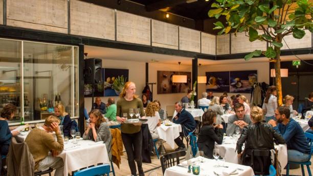 Bistro Noord Restaurantzaal
