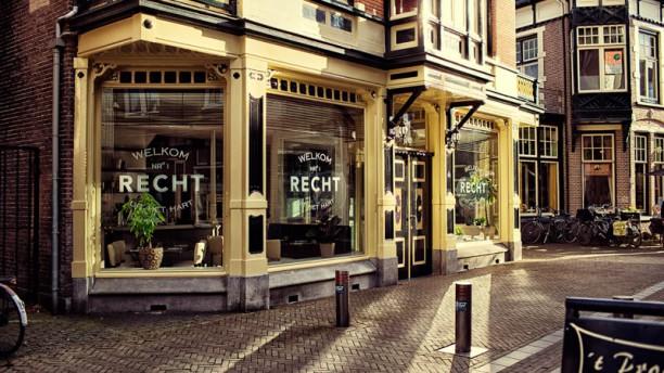 Restaurant Recht ingang