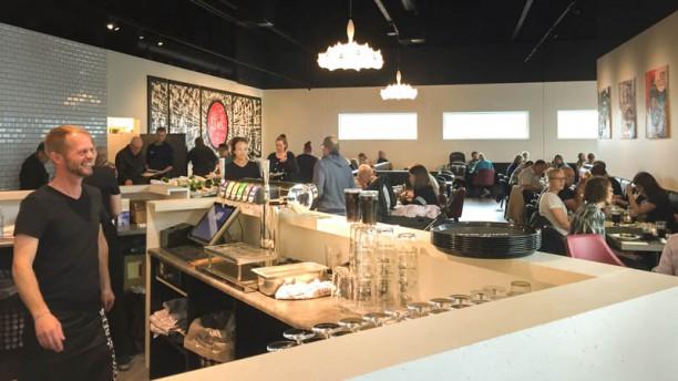 Restaurant Liva Restaurangens rum