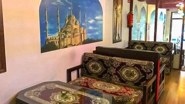 Sultan Palast Sala