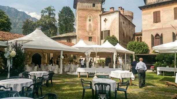 Castello Di Envie Giardino