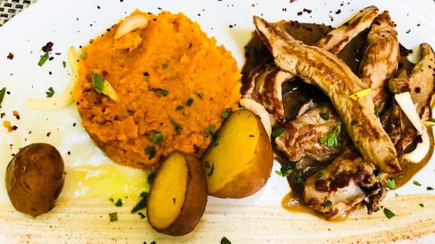Le Jardin de Bohème Suggestion de plat
