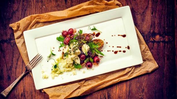 Recht Lunch & Diner Suggestie van de chef
