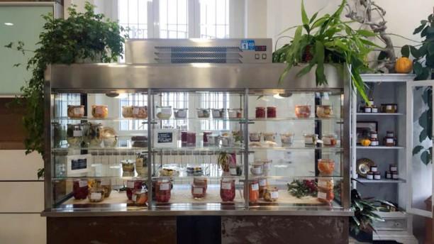 Gastronomia Botanica del Pioppotremulo Veduta dell interno
