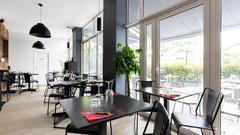 Le Napolitain Grange Blanche - Restaurant - Lyon