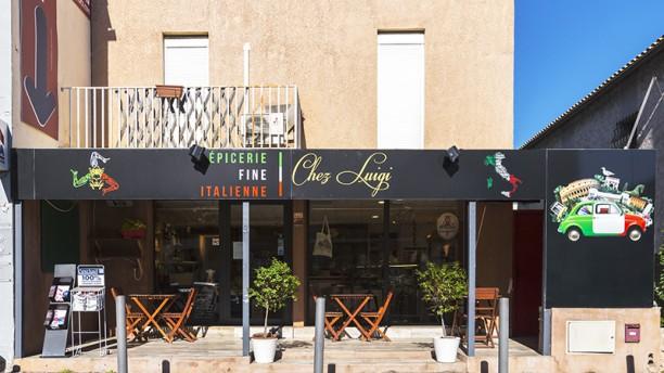 Épicerie fine Chez Luigi Devanture