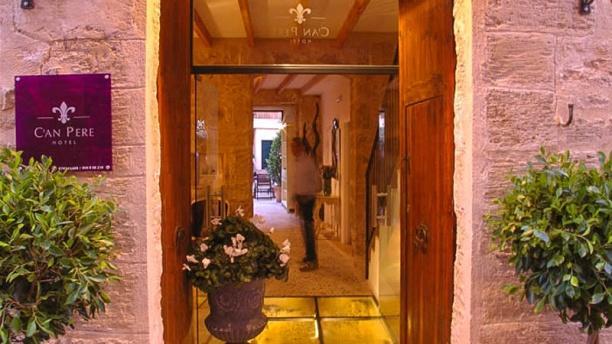Ca'n Pere - Hotel Ca'n Pere Entrada