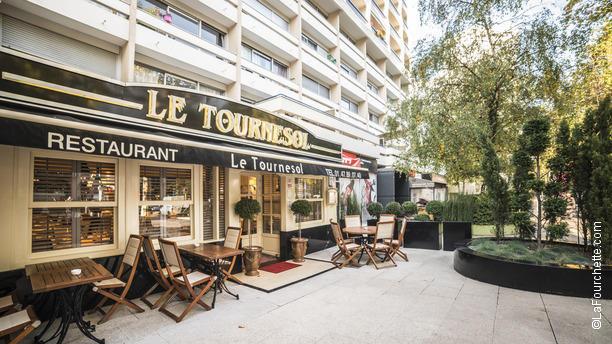 Le Tournesol Le Tournesol et sa grande terrasse