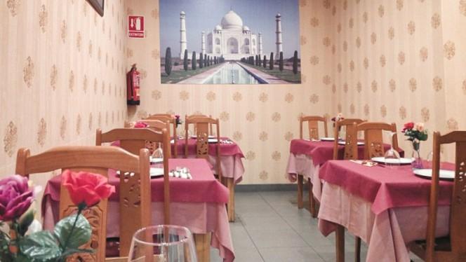 De la India