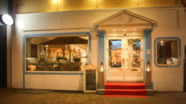 Restaurant Filoxenia ingang
