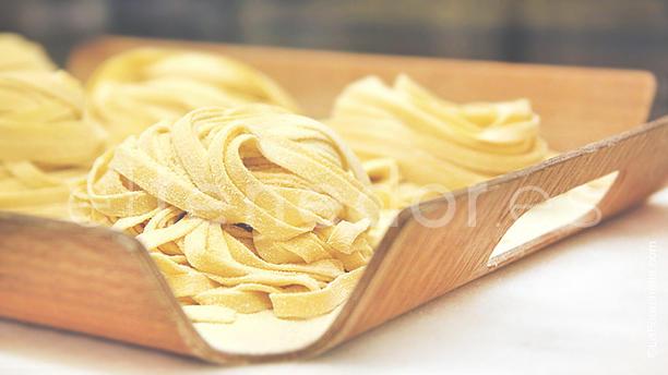 Pizzosteria al Piestro pasta