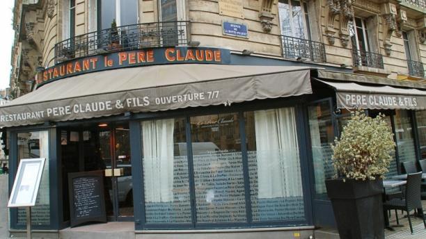 Le Père Claude Bienvenue au restaurant le Père Claude