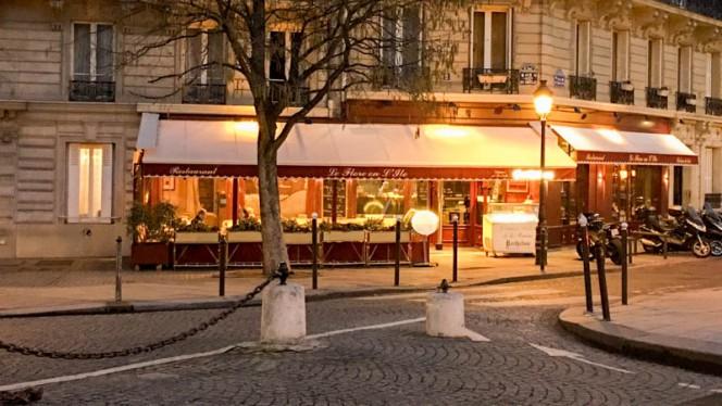 Le Flore en L'Ile - Restaurant - Paris