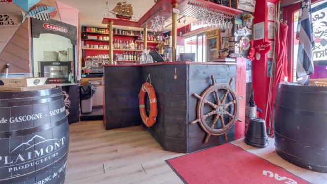Entrée - Le Crabe Marteau, Bordeaux
