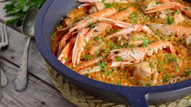 Jerez Asador de Burgos Sugerencia del chef