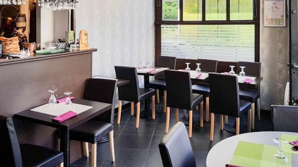 Restaurant Zico - Indien Pakistanais Vue de la salle