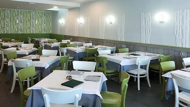 Pizzeria Smeraldino Vista sala