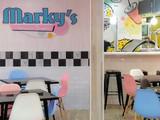 Marky's American burger