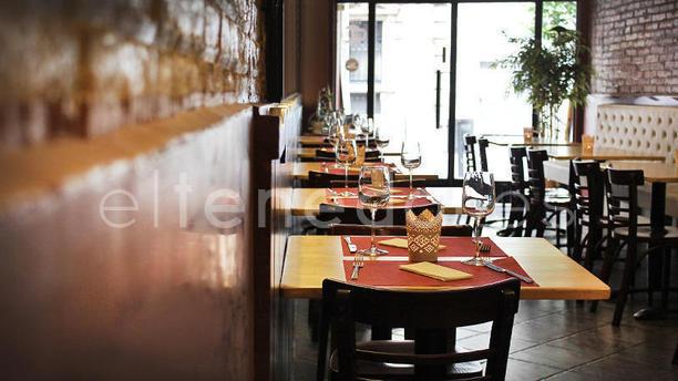 Habibi Café vista interior
