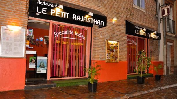 Le Petit Rajasthan Entrée