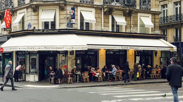 Cafe Drouot Paris