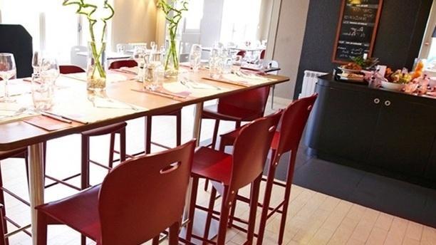 Campanile Chanas Salle du restaurant