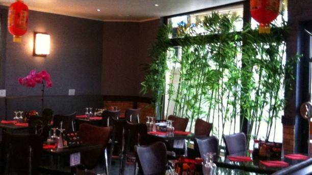 Hokkaido Salle du restaurant