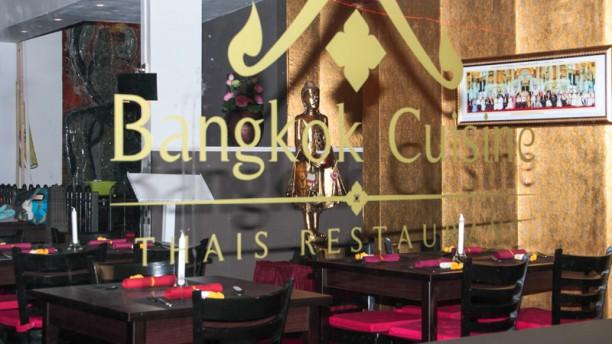 Bangkok Cuisine - Thais Restaurant Het restaurant