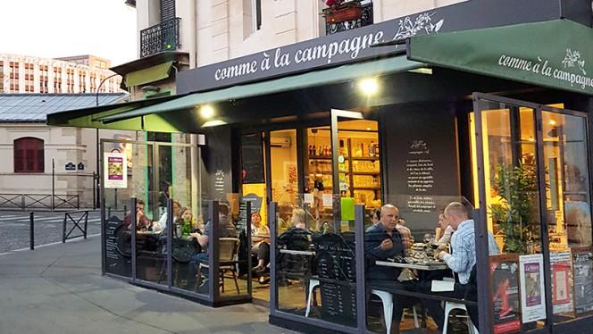 Comme à La Campagne - Restaurant - Paris