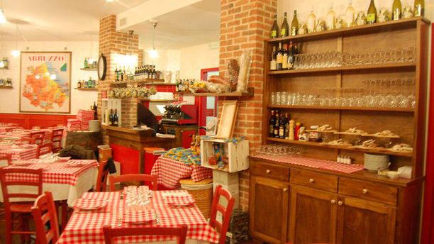 La Credenza Torino Menu : Credenza e quadri foto di zaika ristorante indiano torino