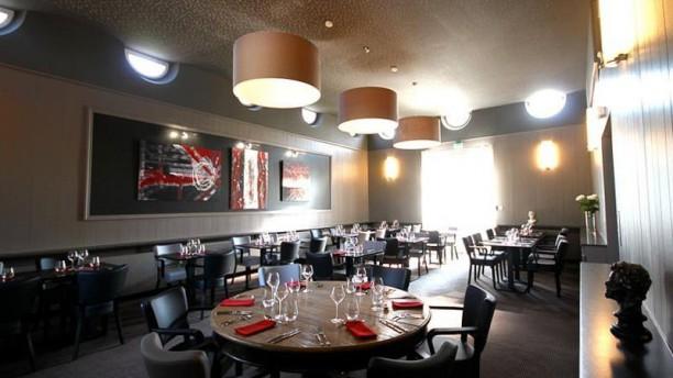 La Regie Salle du restaurant