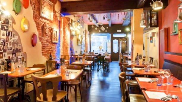 Ricotta & Parmesan Salle