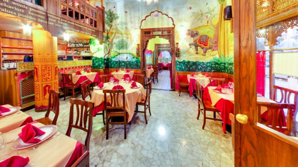 Shiva Vista sala
