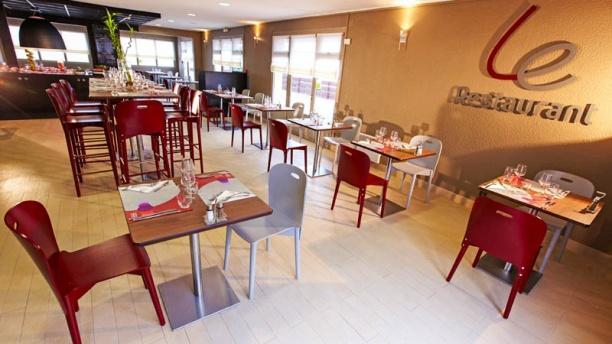 Campanile Chelles Salle du restaurant