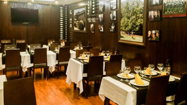 La Taberna del Bierzo Vista sala