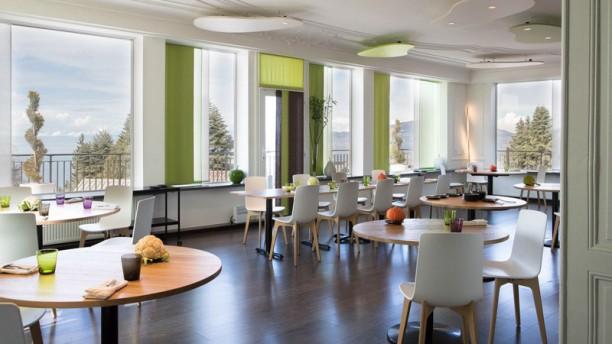 Restaurant Fresh Salle du restaurant vue imprenable