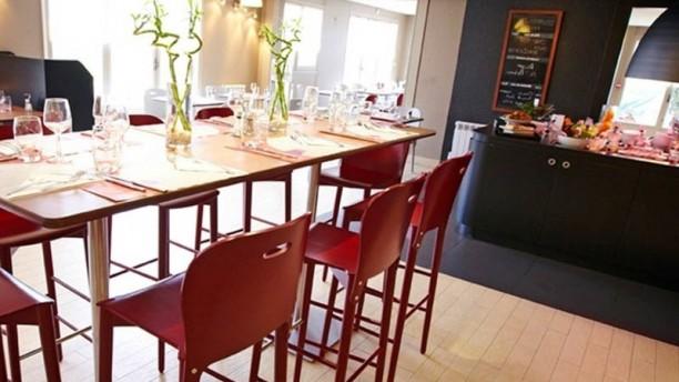 Campanile Dreux Salle du restaurant
