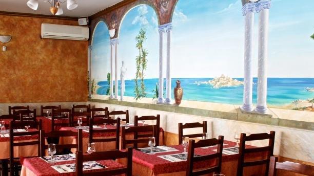Costa Smeralda Vue de la salle