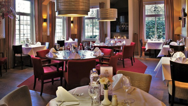 Brasserie Restaurant 't VoorHuys (Hotel Restaurant Oud London) Restaurant