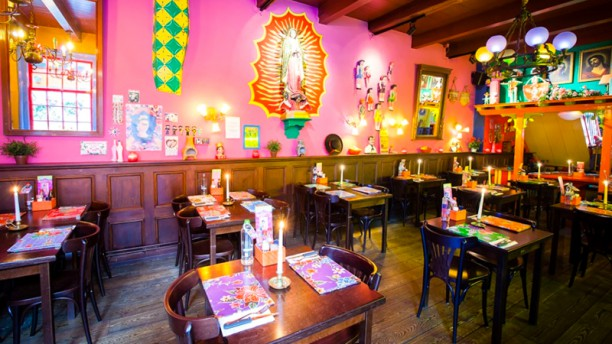 Popocatepetl Het restaurant