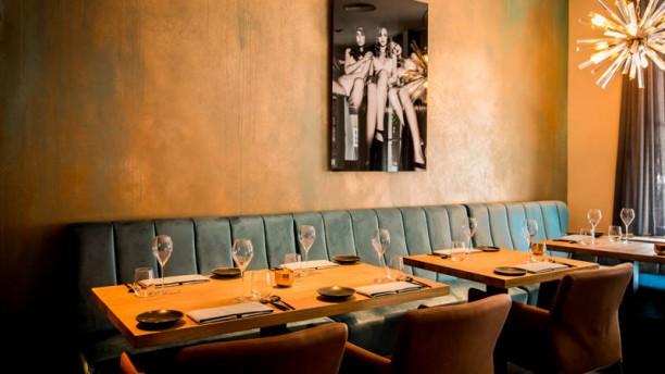 Taste bij Dirk Restaurant