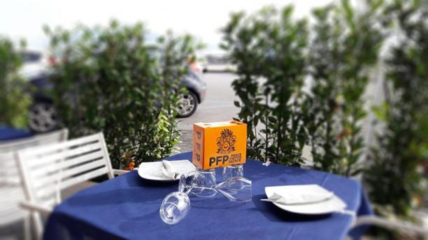 Pfp Restaurant Particolare tavolo