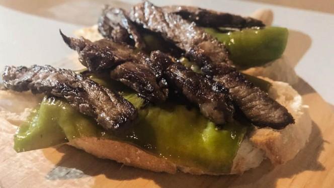 Sugerencia del chef - Txintxo Portatu, Valencia