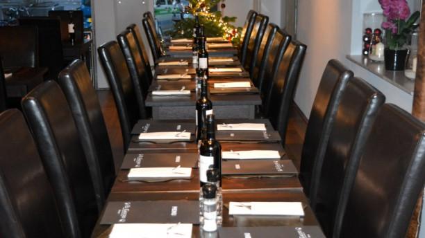 El Gaucho Hoorn Het restaurant
