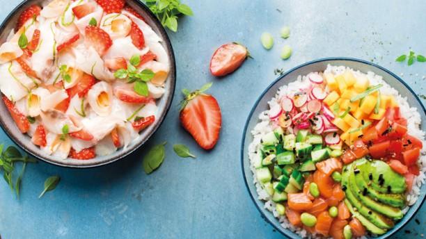 Planet Sushi Suggestion de plat
