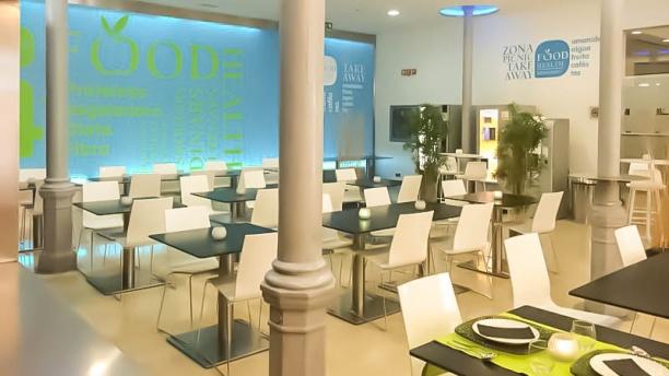 Food Health Vista sala