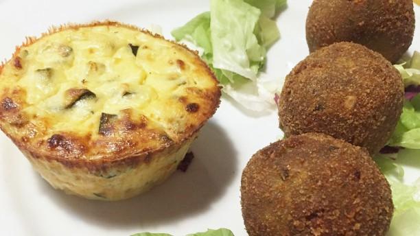 Terra Ristorante Vegetariano Suggerimento dello chef