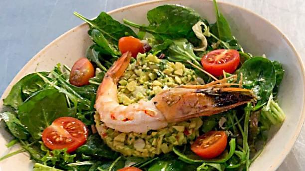 Pallas - vis en wijn restaurant Suggestie van de chef