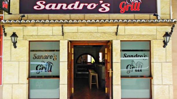 Sandro's Grill Vista entrada
