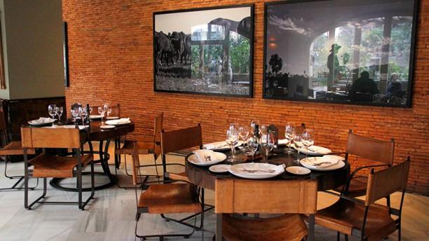 Restaurante Rubaiyat Madrid en Madrid, Nueva España, Plaza Castilla ...
